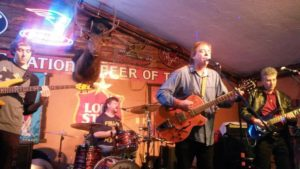 Mick Lawless and the Reckless Hearts perform at Uncle Eddie's in Salisbury.