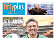 Fifty Plus Advocate May 2021, Entral Edition