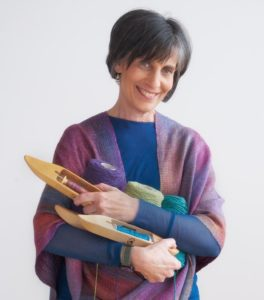 For Hetty Friedman weaving is a way of life.
