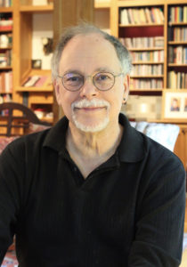 Gregory Maguire, Wicked author who says Massachusetts is his perfect home.