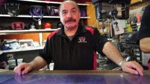 """Frankie Imbergamo plays a bowling alley employee in """"Daddy's Home 2,"""" filmed in Cambridge. Photo/submitted"""