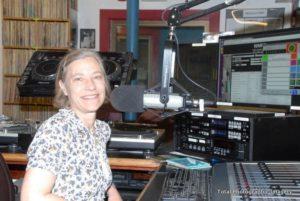 Mark Skin Radio's newest DJ, Kirsten Chervinsky