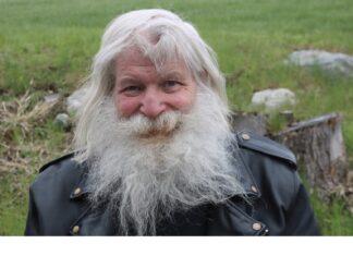 "Dr. William R. Short describes himself as a ""Viking nerd."""