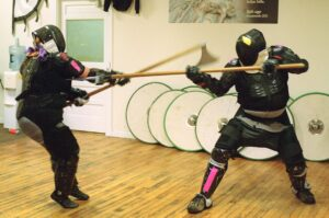 Hurstwic fight school/research laboratory