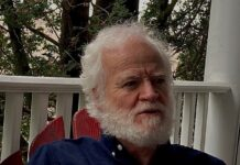 Worcester author and independent historian Andrew Noone