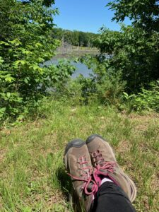 World's End in Hingham is rated easy to moderate to hike.