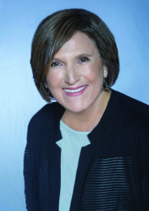 Catherine D'Amato, president and chief executive officer of the Greater Boston Food Bank