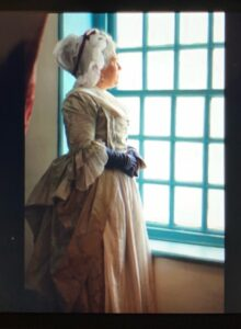 Sandy Spector as Martha Washington