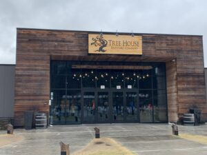 Tree House Brewing in Charlton was recently voted the fifth best brewery in the world.