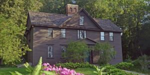 """The Orchard, Louisa May Alcott's home in Concord, was the setting for her beloved novel """"Little Women."""" Photo/Submitted"""