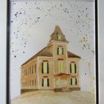 Watercolor painting of the Chelmsford Center for the Arts by Chelmsford Art Society member Tom Christiano / Photos/submitted.