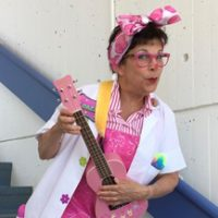 Meryl Galaid as Dr. Dazzle Photo/submitted