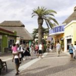 The San Miguel shopping area