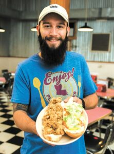 The Cajun Bayou Food Trail celebrates the area's rich gastronomic culture.
