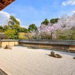 Ryoanji Temple Zen Garden, Kyoto